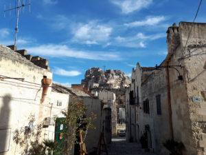 On the road tra Basilicata e Puglia: Tra i sassi di Matera