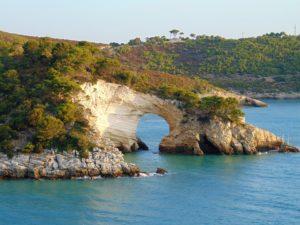 On the road tra Basilicata e Puglia: Vieste Baia San Felice
