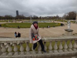 Parigi a piedi - Jardin du Luxemburg