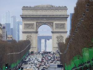Parigi a piedi - Champs Elysèe