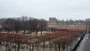 Parigi a piedi - Place de Voges