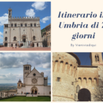 Itinerario di 7 giorni in Umbria tra paesaggi e borghi medievali