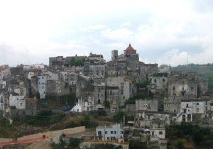 Vico del Gargano - il borgo abbandonato più bello della Puglia