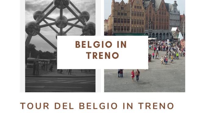 Tour del Belgio in treno: lungo la costa nord con Kusttram