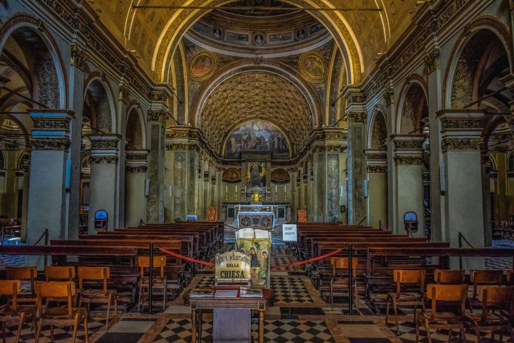 Chiesa di San Satiro - Milano a piedi