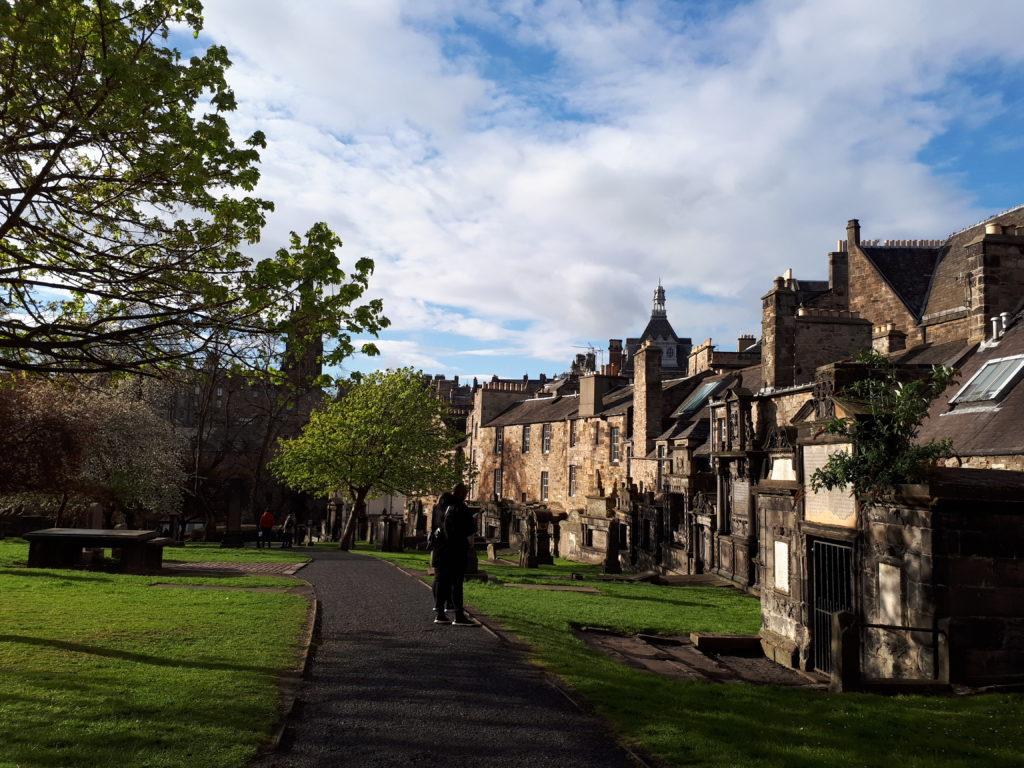 Cimiteri di Greyfriars Edimburgo
