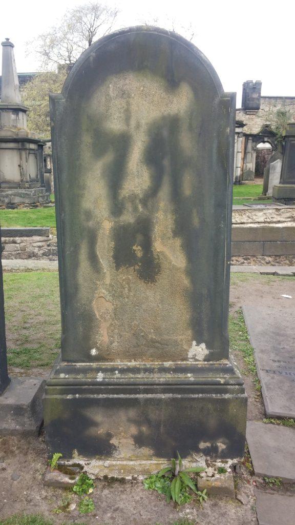 leggende di Edimburgo - fantasma del pittore