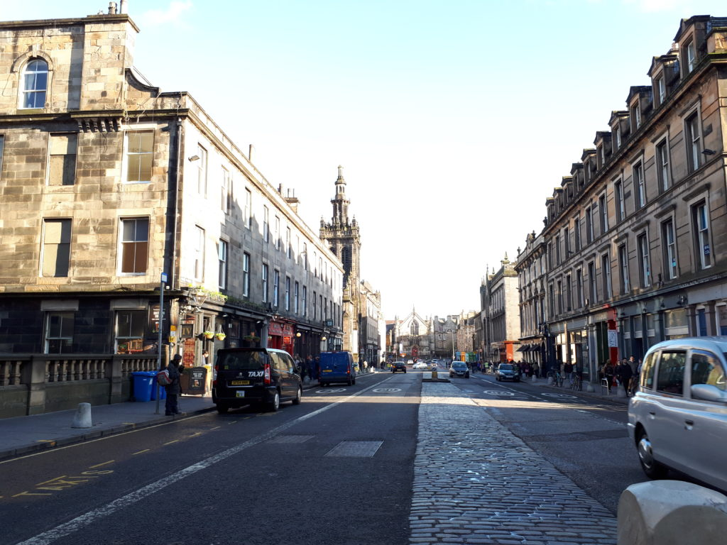 royal mile - Edimburgo
