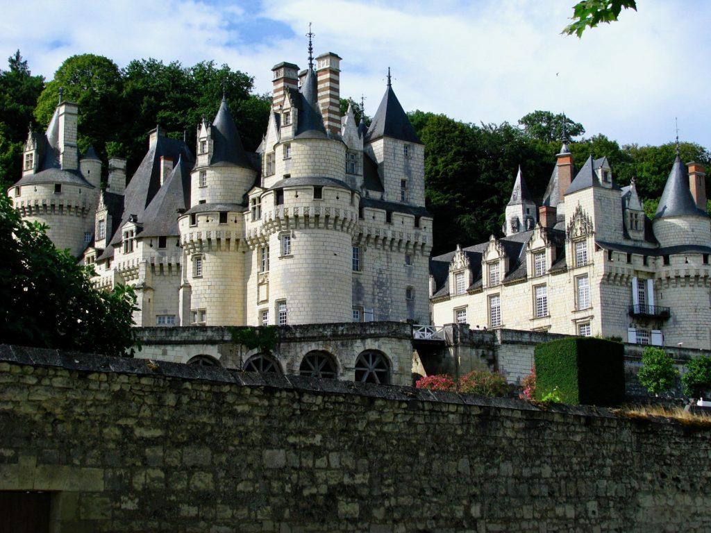 Castello di Ussè Loira
