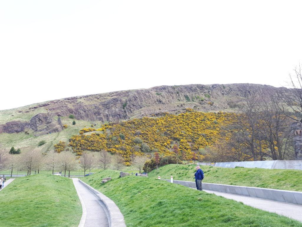 Arthur's seat Edimburgo Free