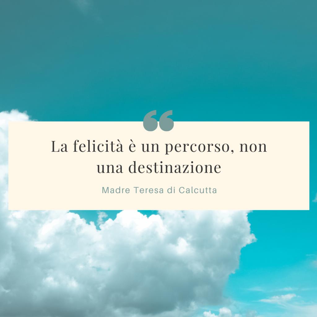citazioni di viaggio più belle: Madre Teresa di Calcutta