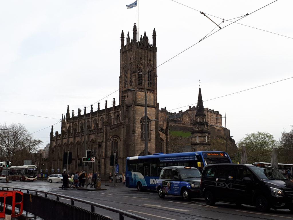 Cattedrale St Giles Edimburgo