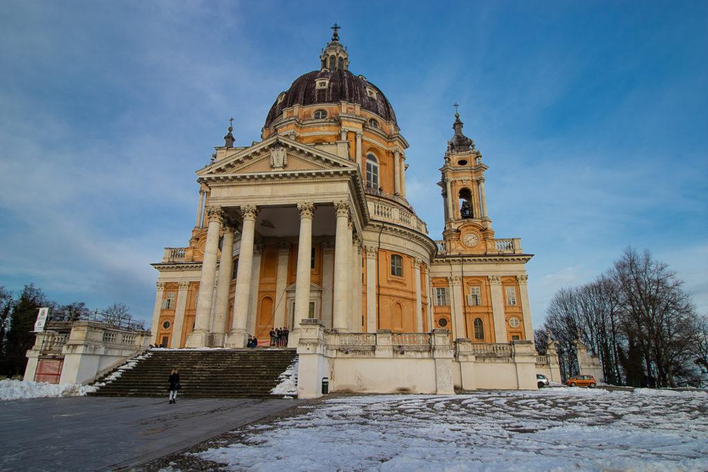 Basilica di Superga - dintorni di Torino