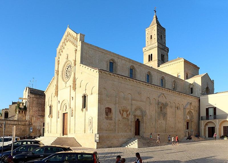 Cattedra di Matera - esterno