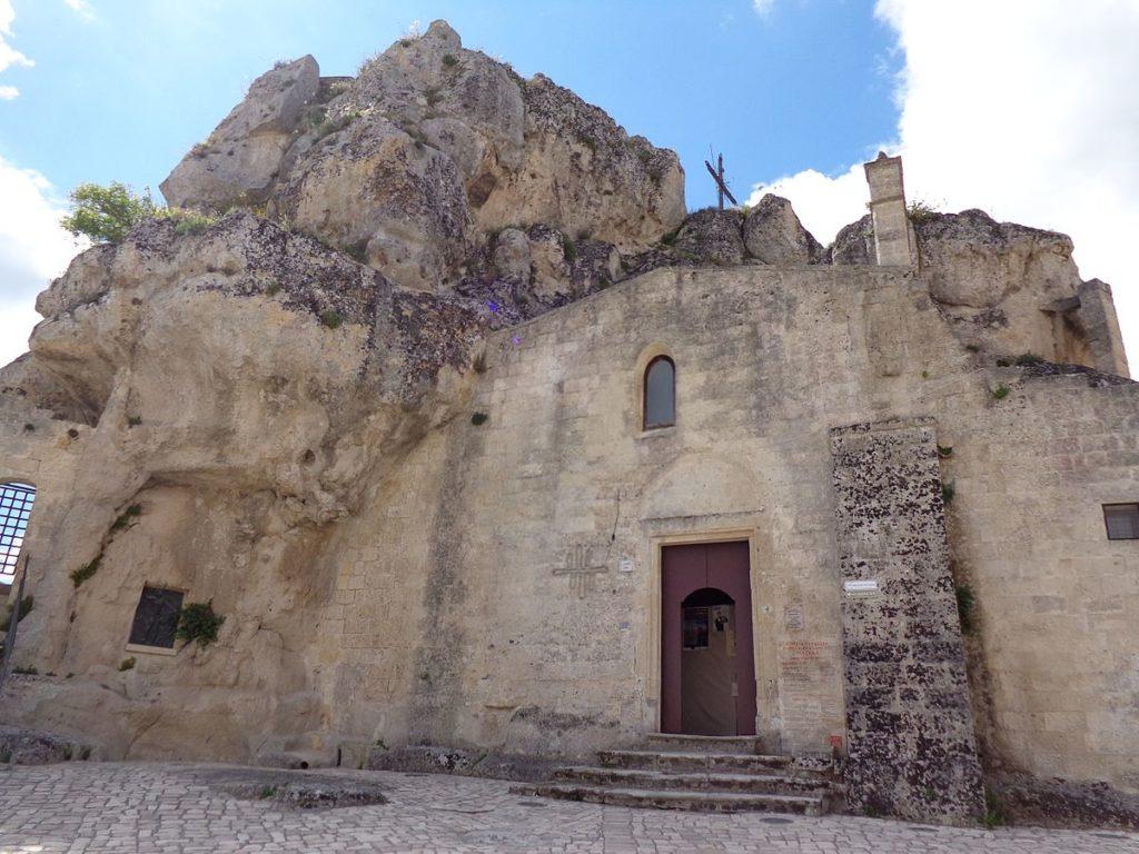 Chiesa rupestre Santa Maria di Idris a Matera