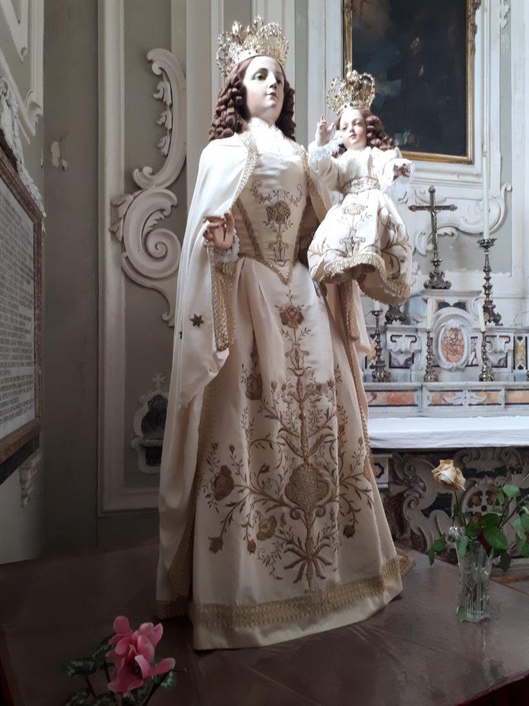 Madonna della Bruma di Matera
