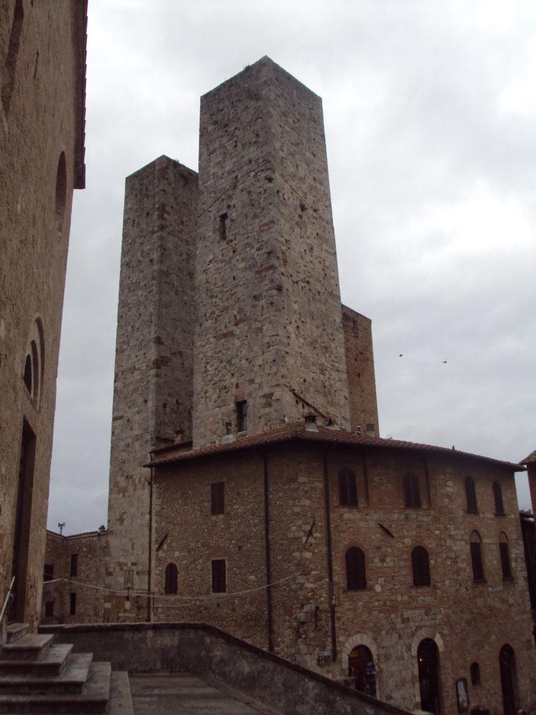 itinerario 7 giorni in italia - san gimignano