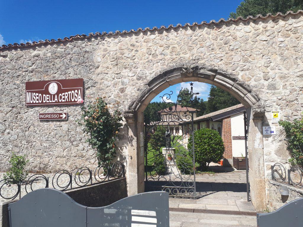 Museo della certosa Serra san Bruno