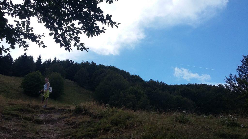Trekking al Ventasso