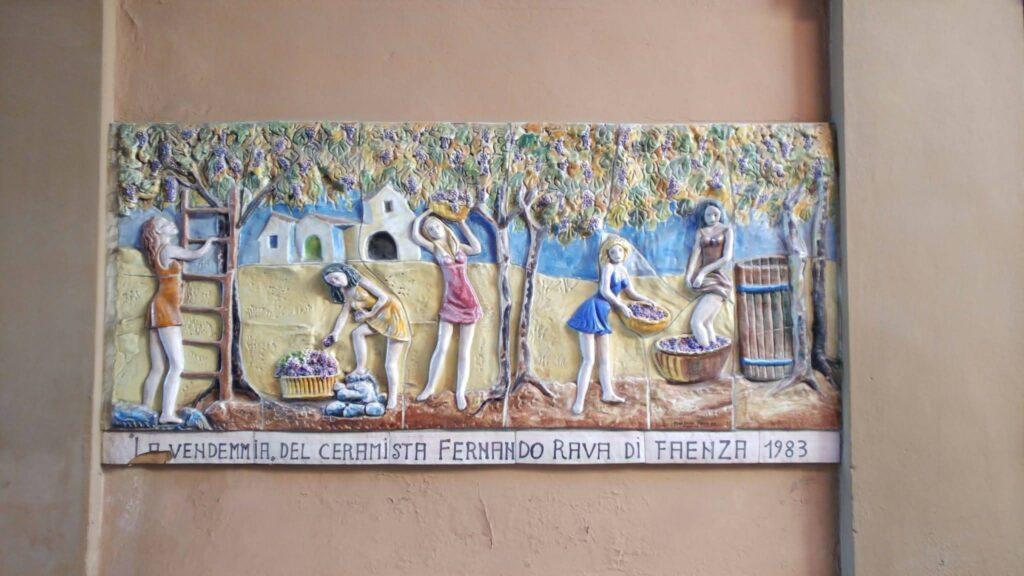 Dozza- borgo del muro dipinto